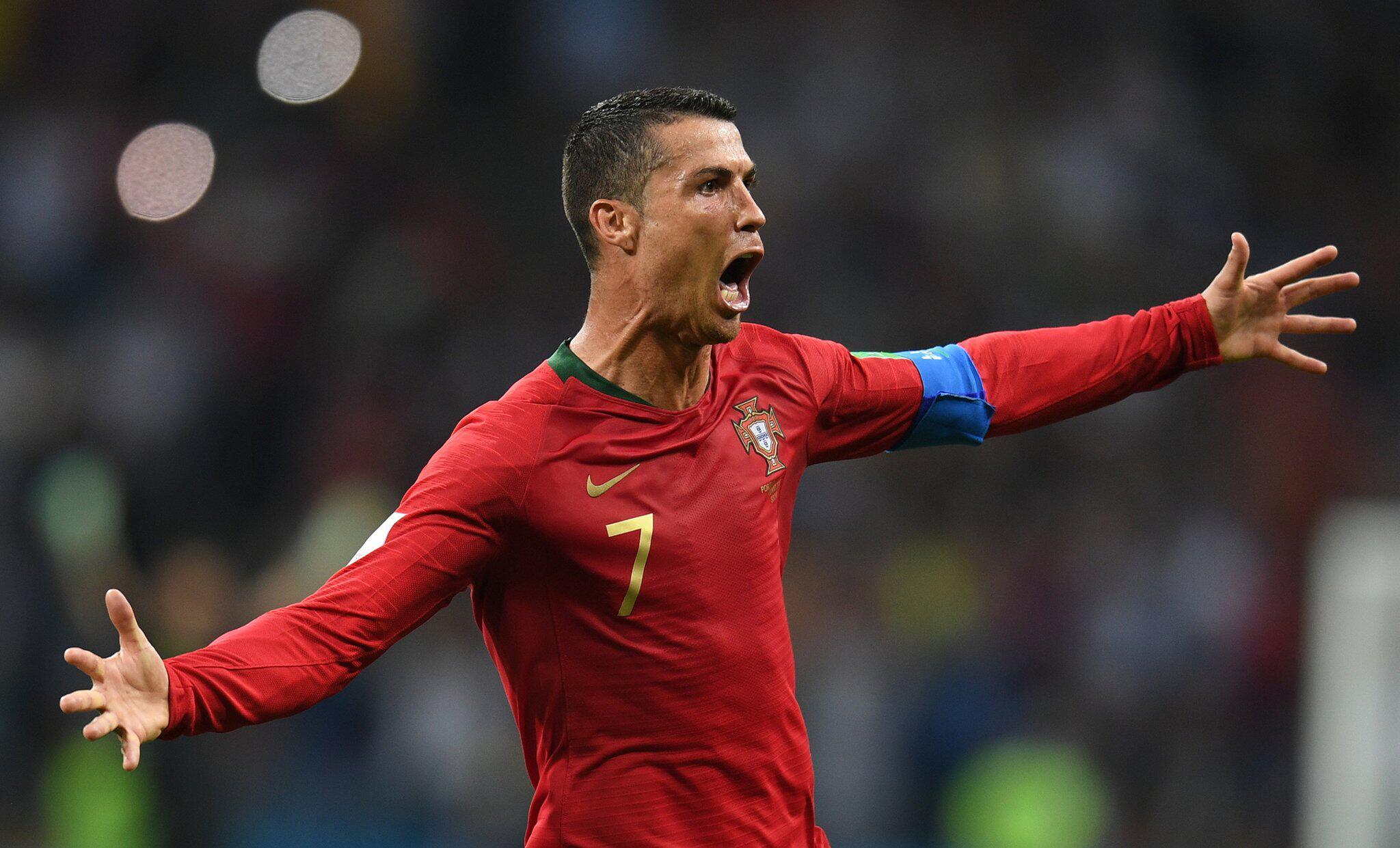 Bild zu Christiano Ronaldo
