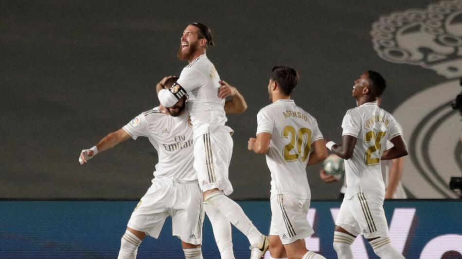 Real Madrid - FC Villarreal