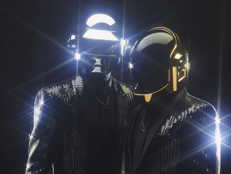 Bild zu Daft Punk