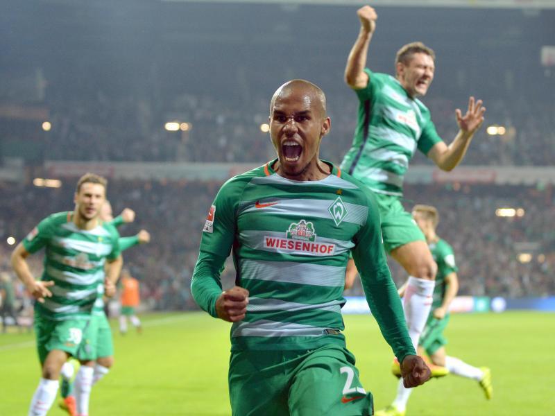 Bild zu Werder Bremen - VfL Wolfsburg