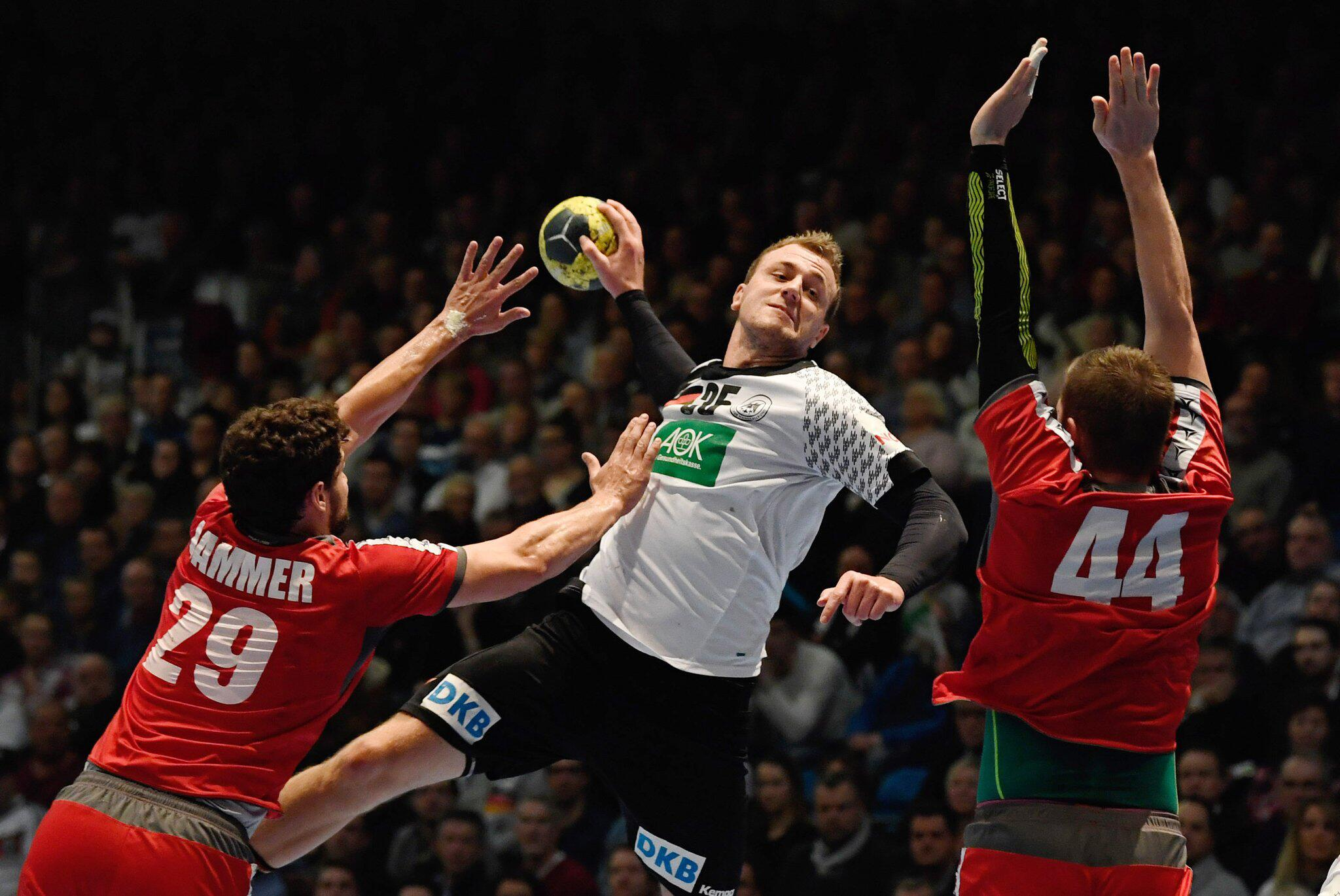 handball stream wm