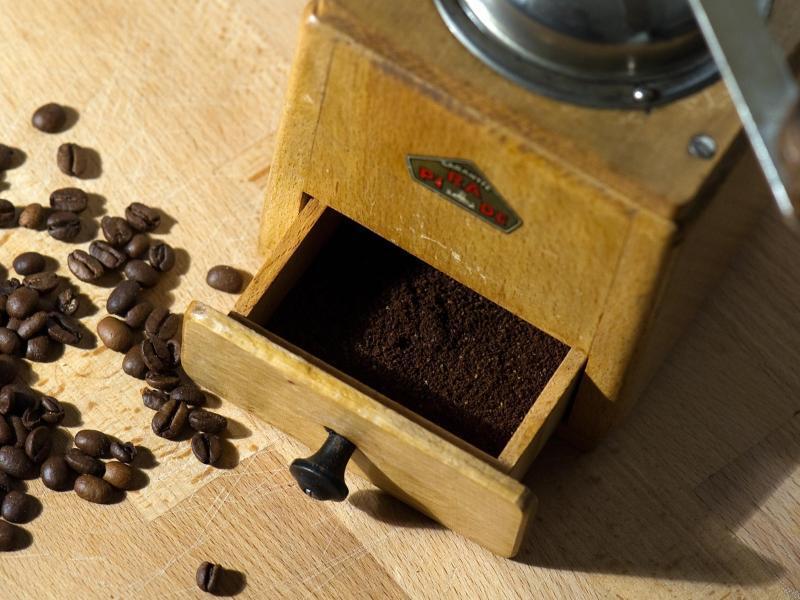 Bild zu Kaffeemühle
