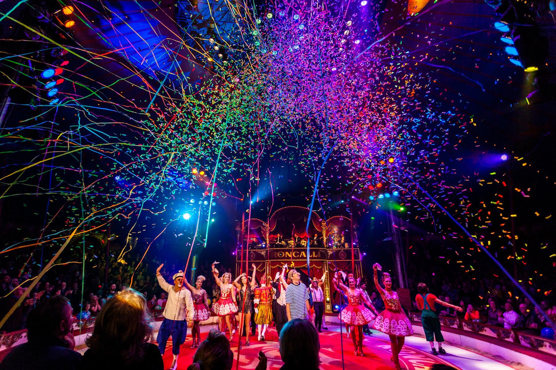 Bild zu Zirkusshow