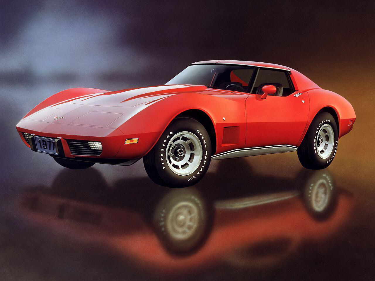 Bild zu Chevrolet Corvette C3 ZL1