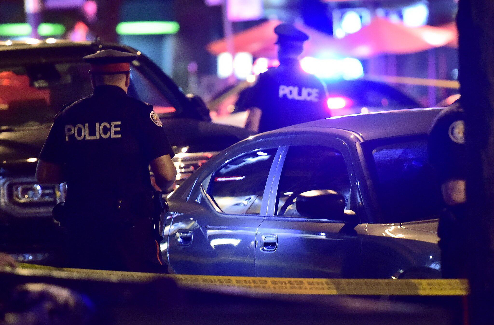 Bild zu Schüsse in Toronto