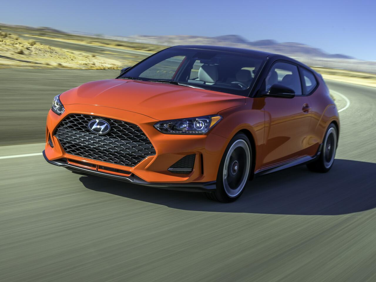 Bild zu Hyundai Veloster