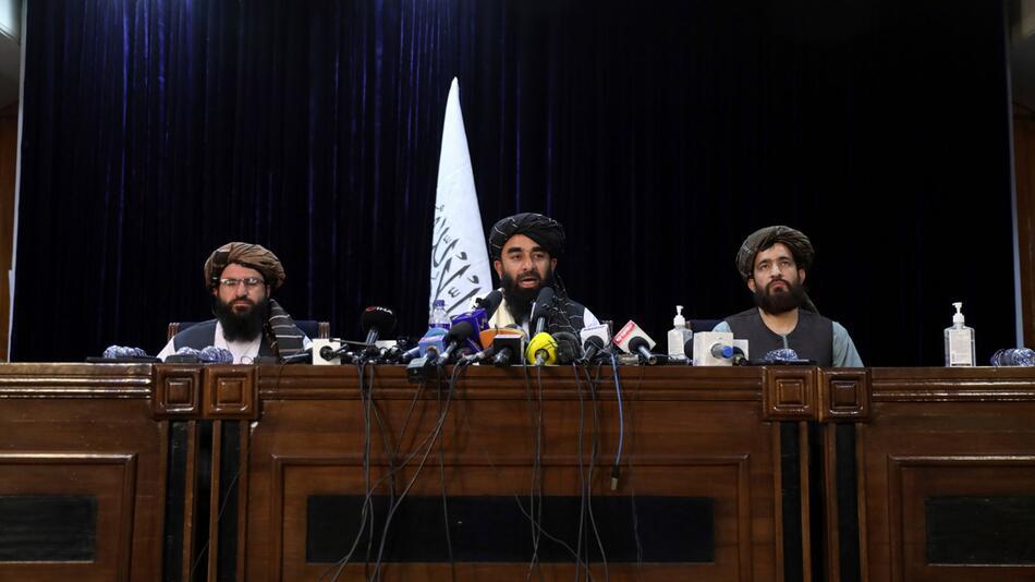 Konflikt in Afghanistan - Taliban-Sprecher