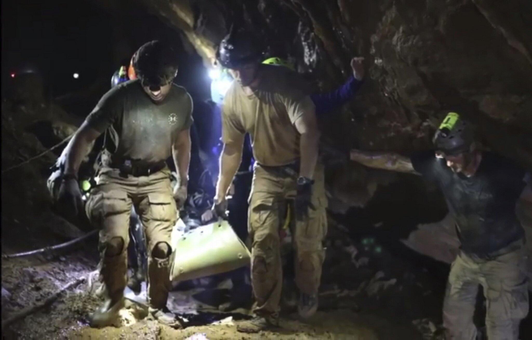Bild zu Höhlendrama Thailand