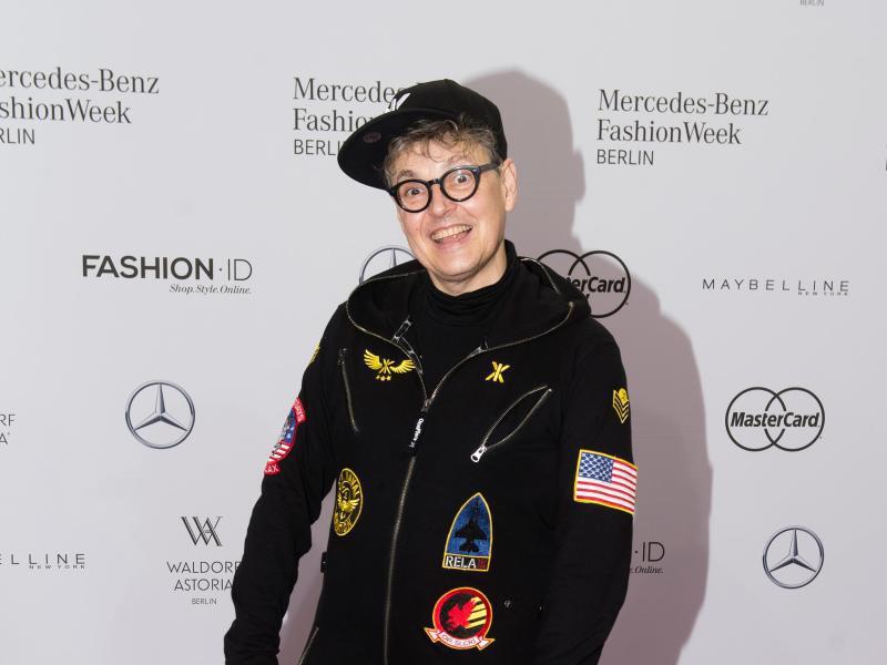 Bild zu Berliner Fashion Week - Rolf Scheider