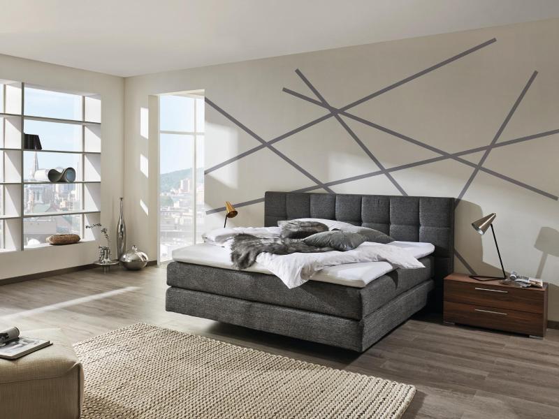 das zweite wohnzimmer das schlafzimmer wird. Black Bedroom Furniture Sets. Home Design Ideas
