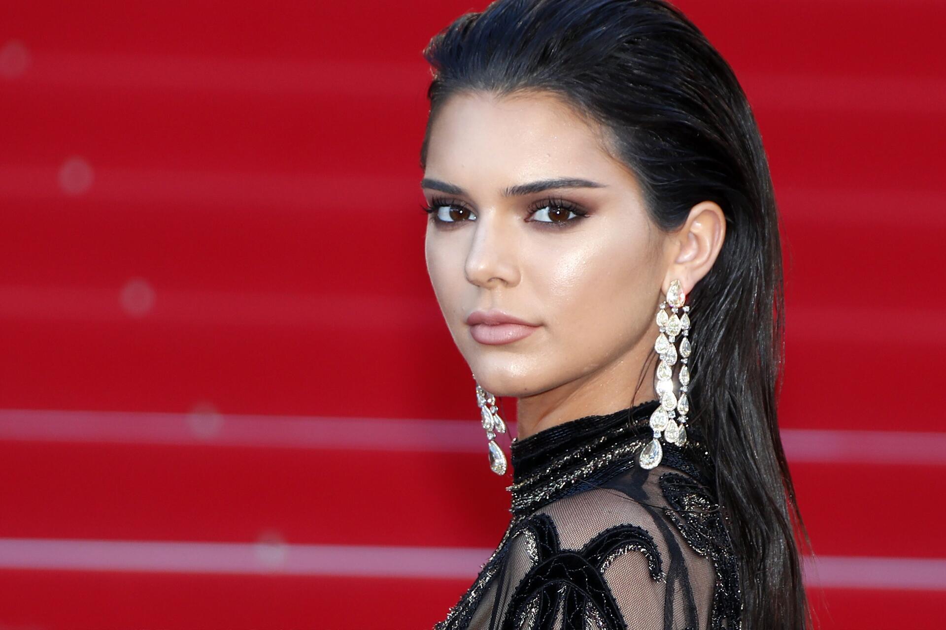 Bild zu Kendall Jenner, Cannes