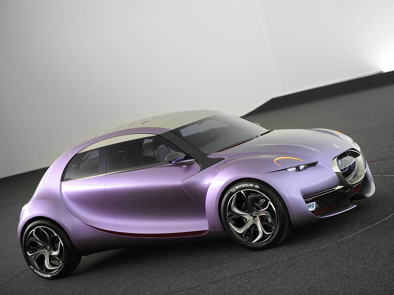 Bild zu Citroën Révolte