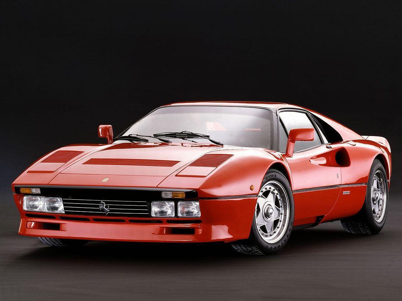 Bild zu Ferrari 288 GTO