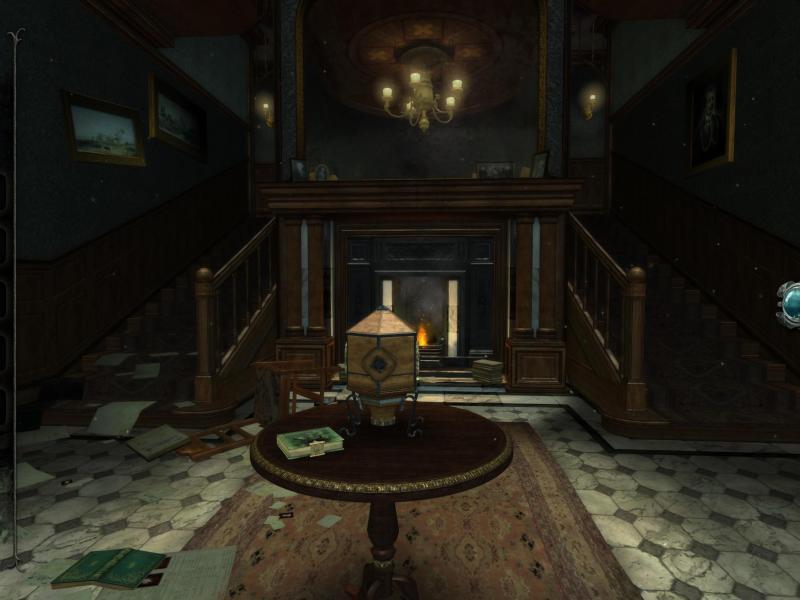 Bild zu Szene aus The Room - Old Sins