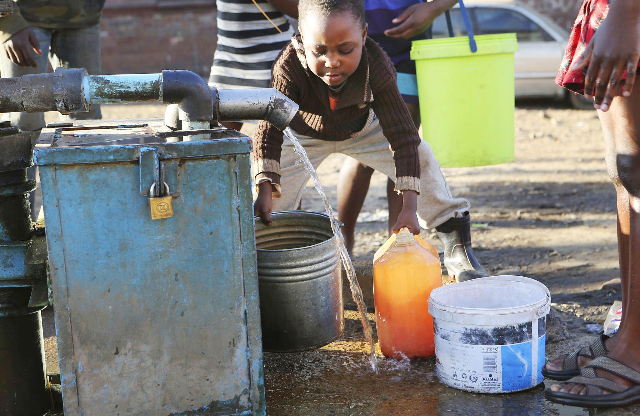 Bild zu Welternährungstag - Südosten Afrikas droht akute Hungerkrise