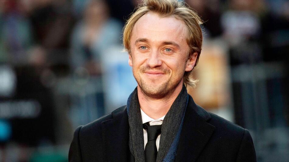 «Harry Potter»-Star Tom Felton