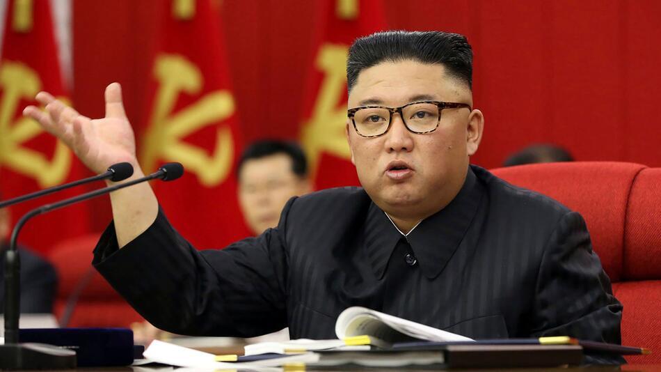 Nordkorea - Kim Jong Un