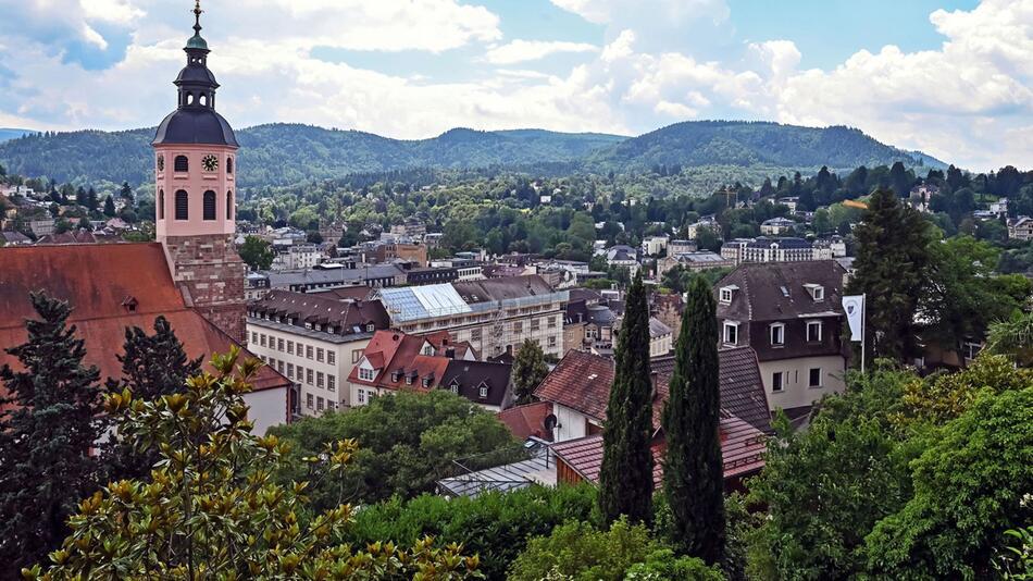 Kurstadt Baden-Baden