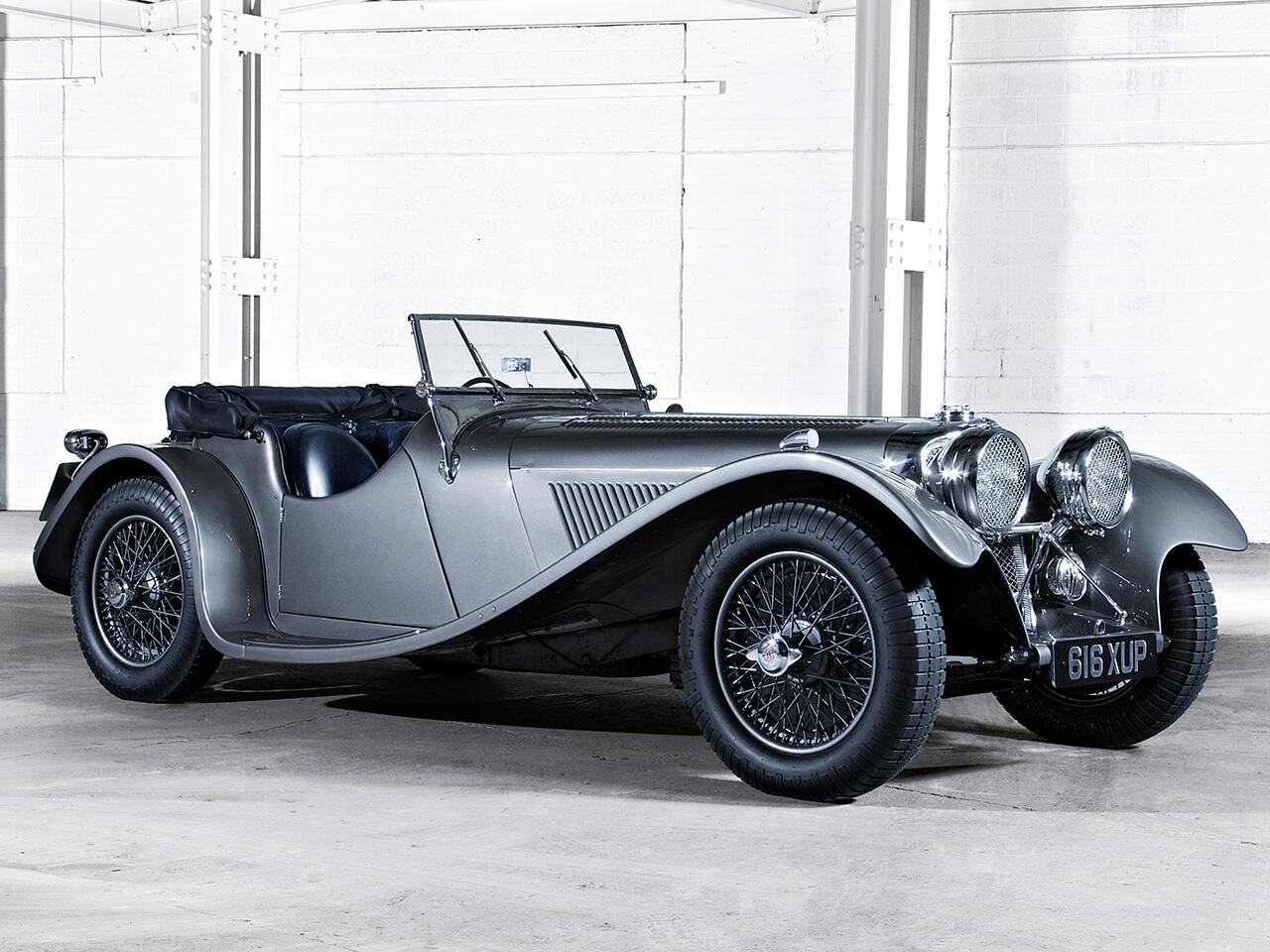 Bild zu Jaguar SS100