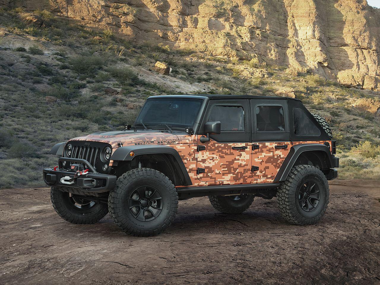Bild zu 2016 Jeep Trailstorm