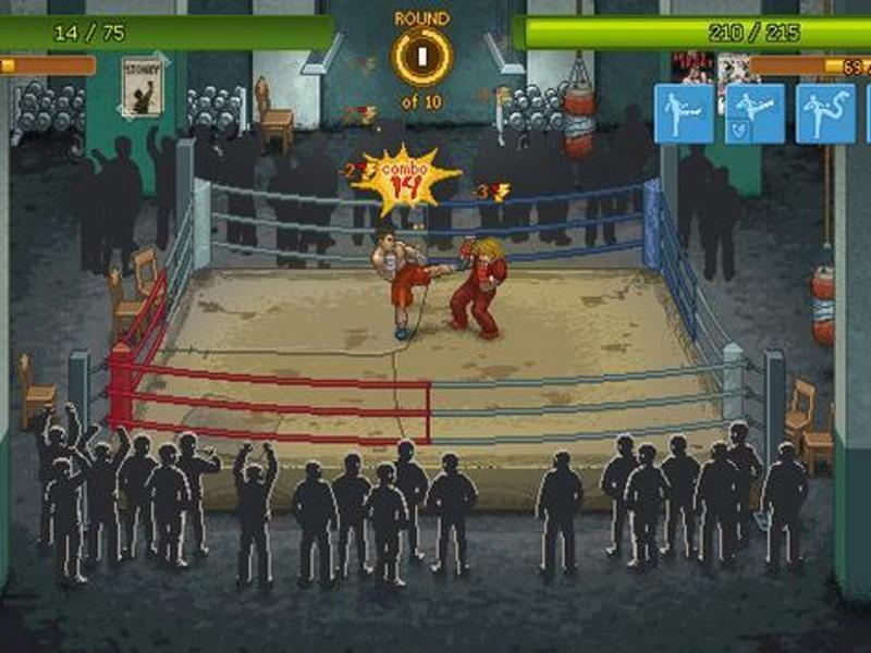 Bild zu Punch Club von tinyBuild LLC