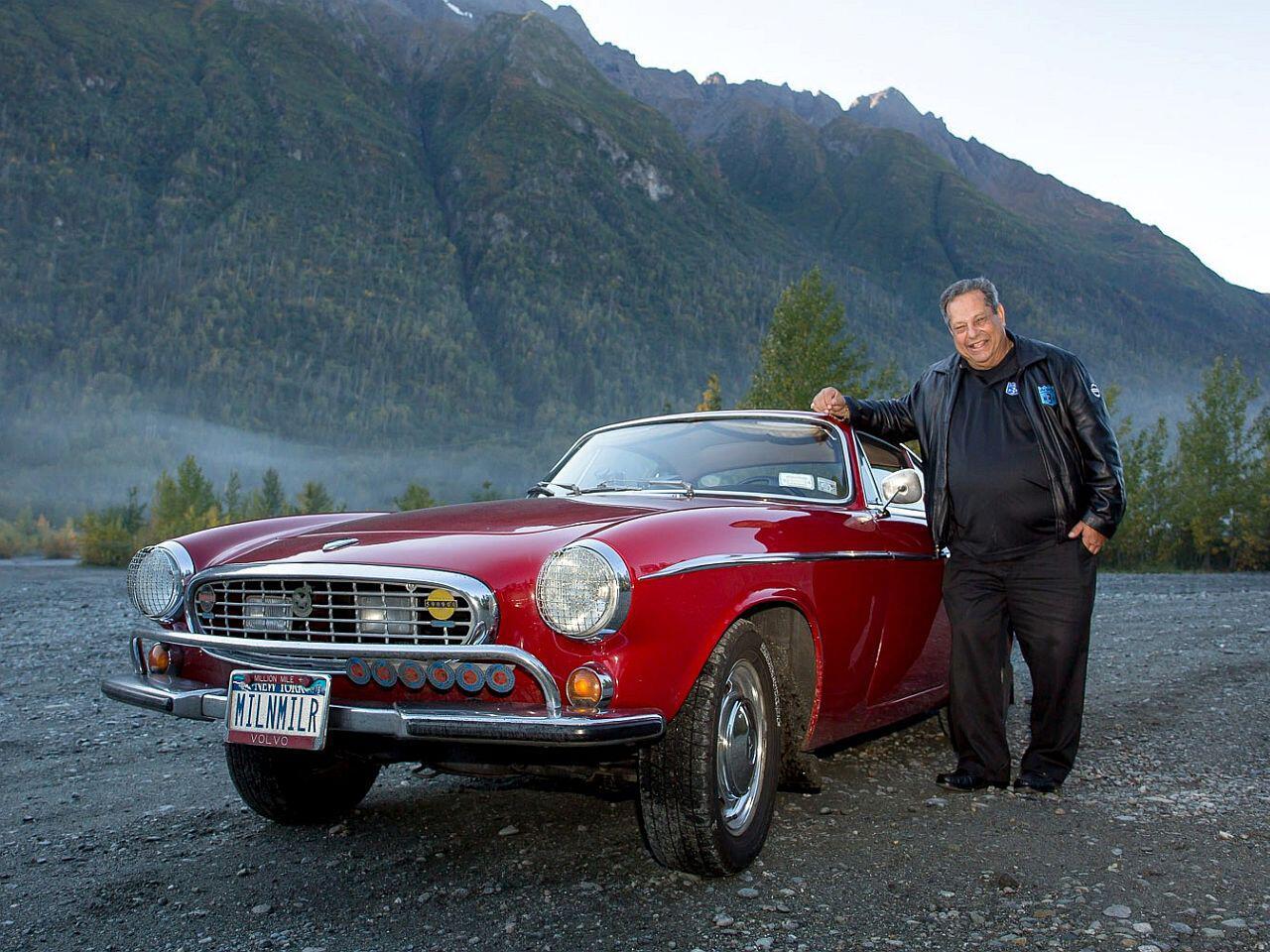 Bild zu Extremes Durchhaltevermögen: Der Drei-Millionen-Meilen Volvo