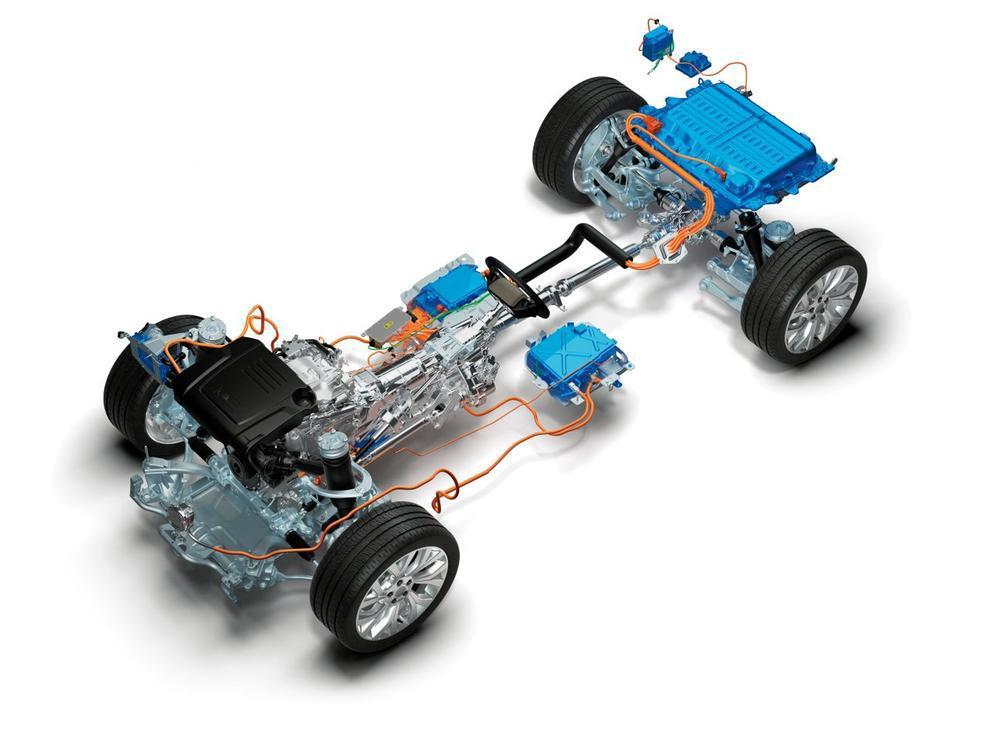 Bild zu Neue Technik im Land Rover