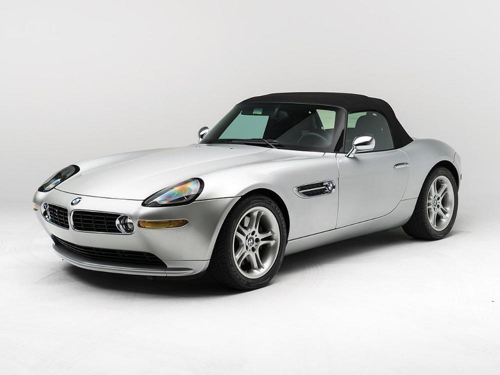 Bild zu 2000 BMW Z8
