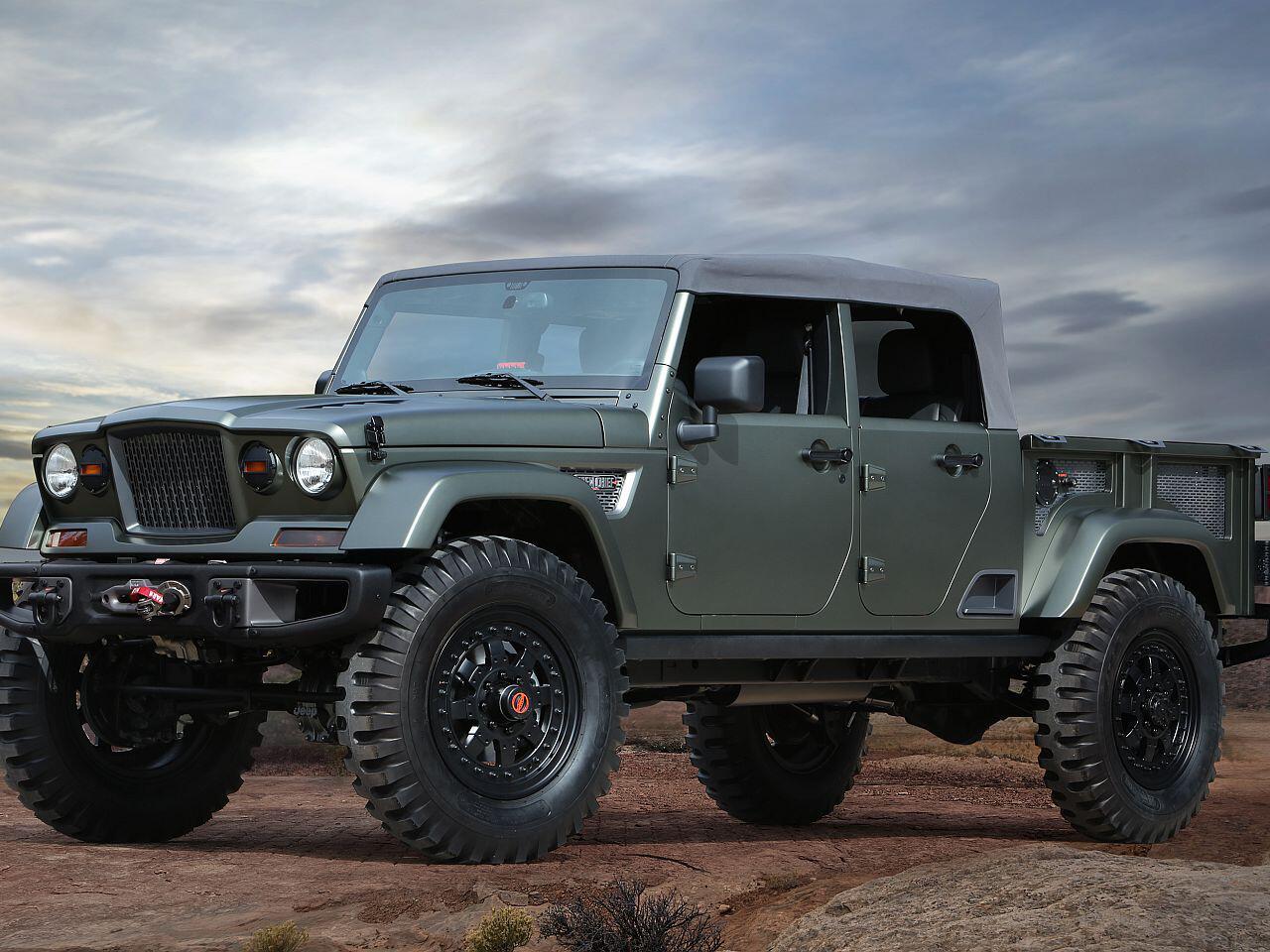 Bild zu 2016 Jeep Crew Chief 715
