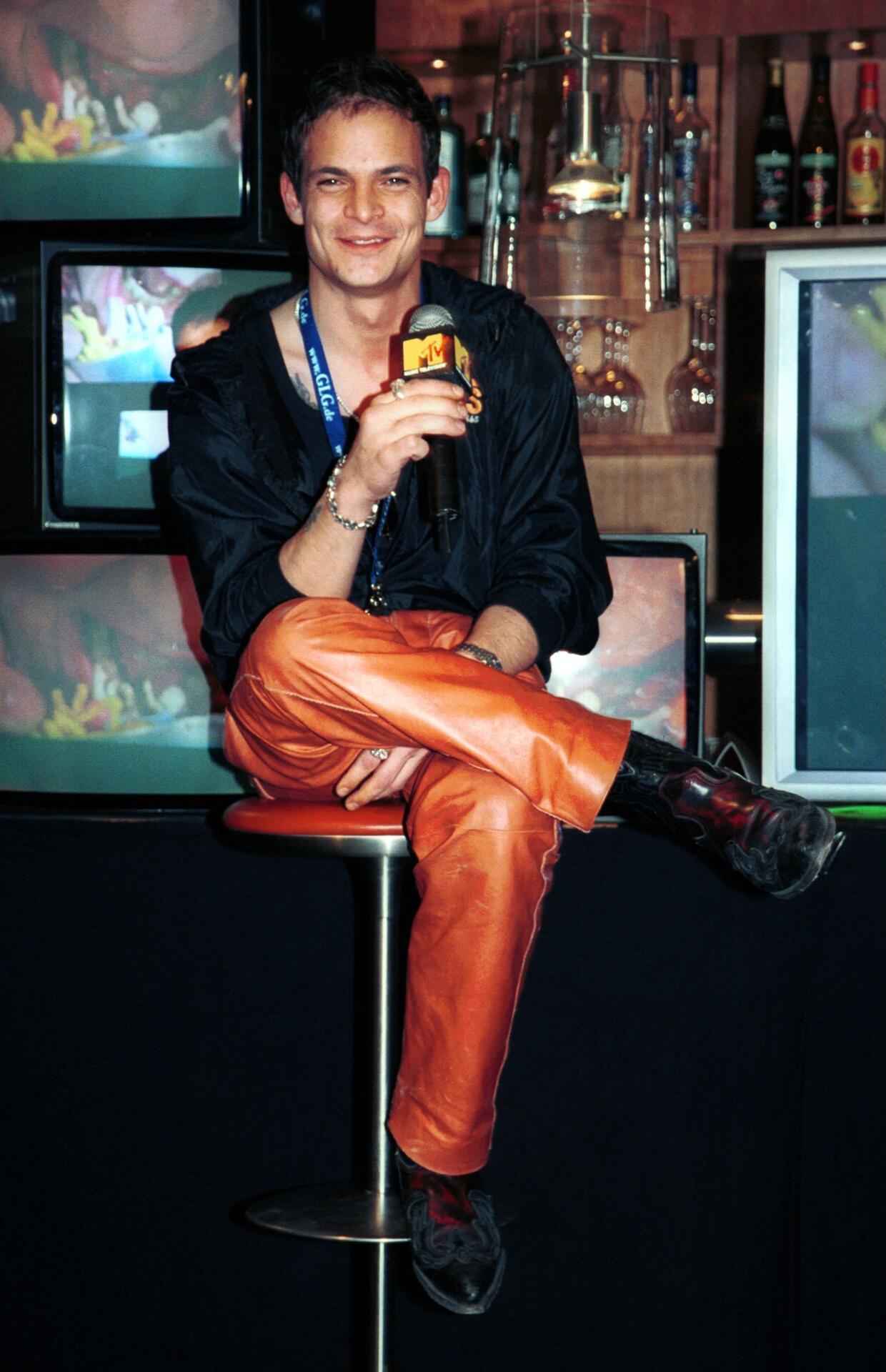 Bild zu Ben Tewaag, MTV-Reporter, MTV Freak Show