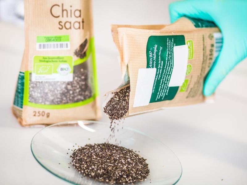 Bild zu Chia-Samen