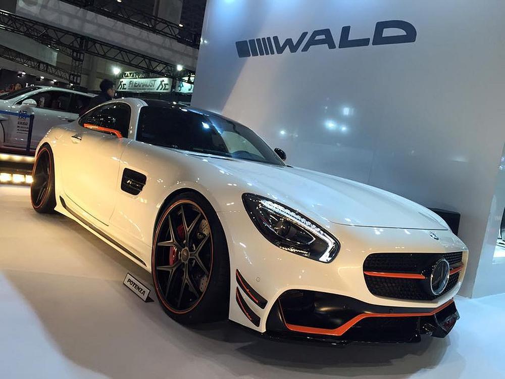 Bild zu WALD International Mercedes-AMG GT