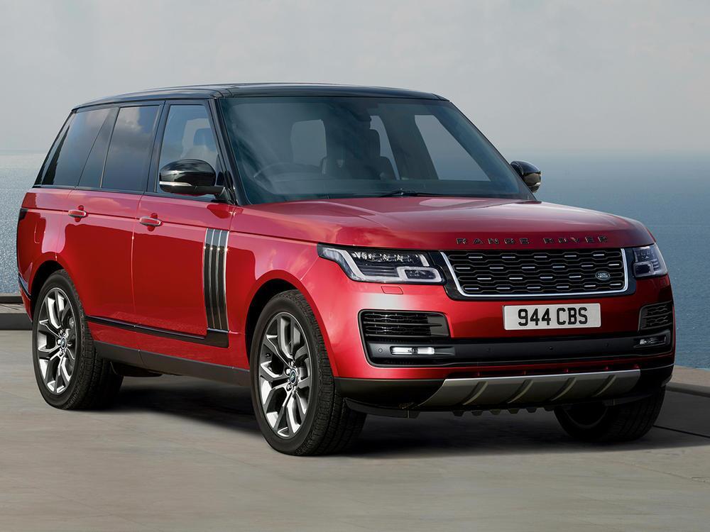 Bild zu Range Rover als zeitloser Klassiker