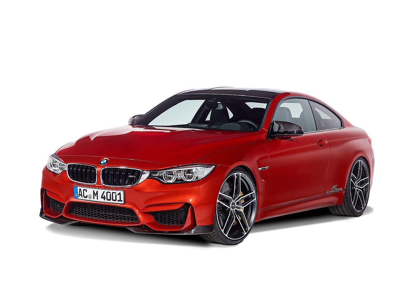 Bild zu BMW M4 von AC Schnitzer