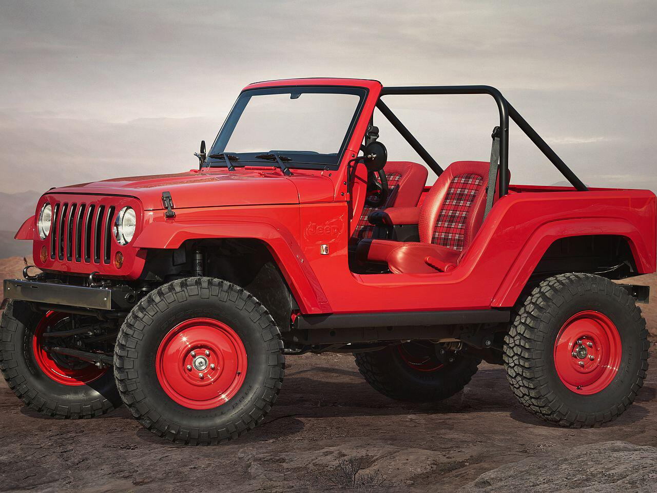 Bild zu 2016 Jeep Shortcut