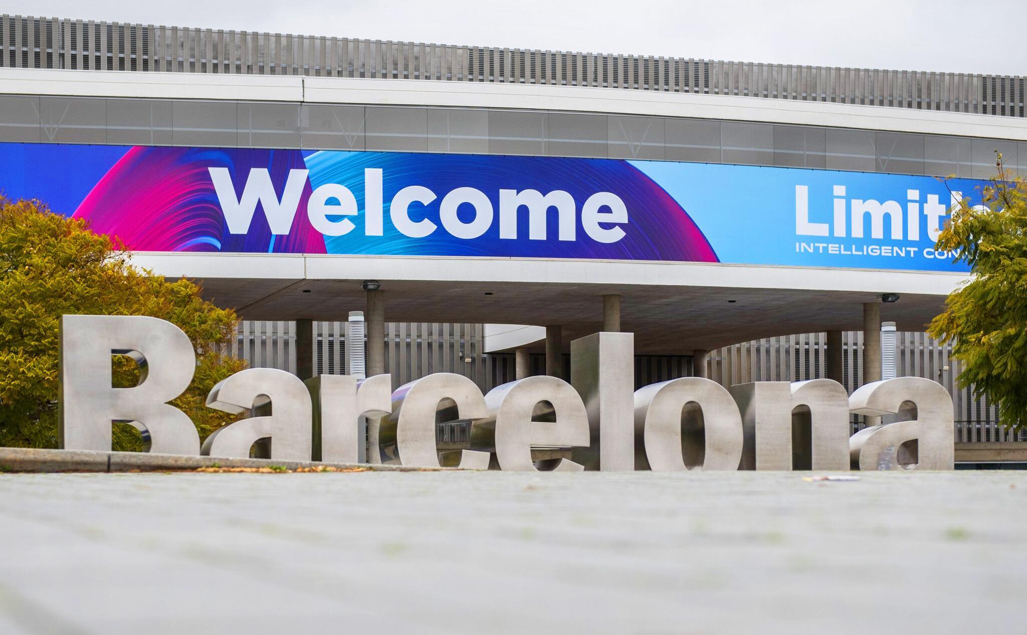 Bild zu Mobilfunk-Messe MWC in Barcelona abgesagt