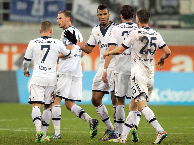 Bild zu SC Paderborn - FC Schalke 04