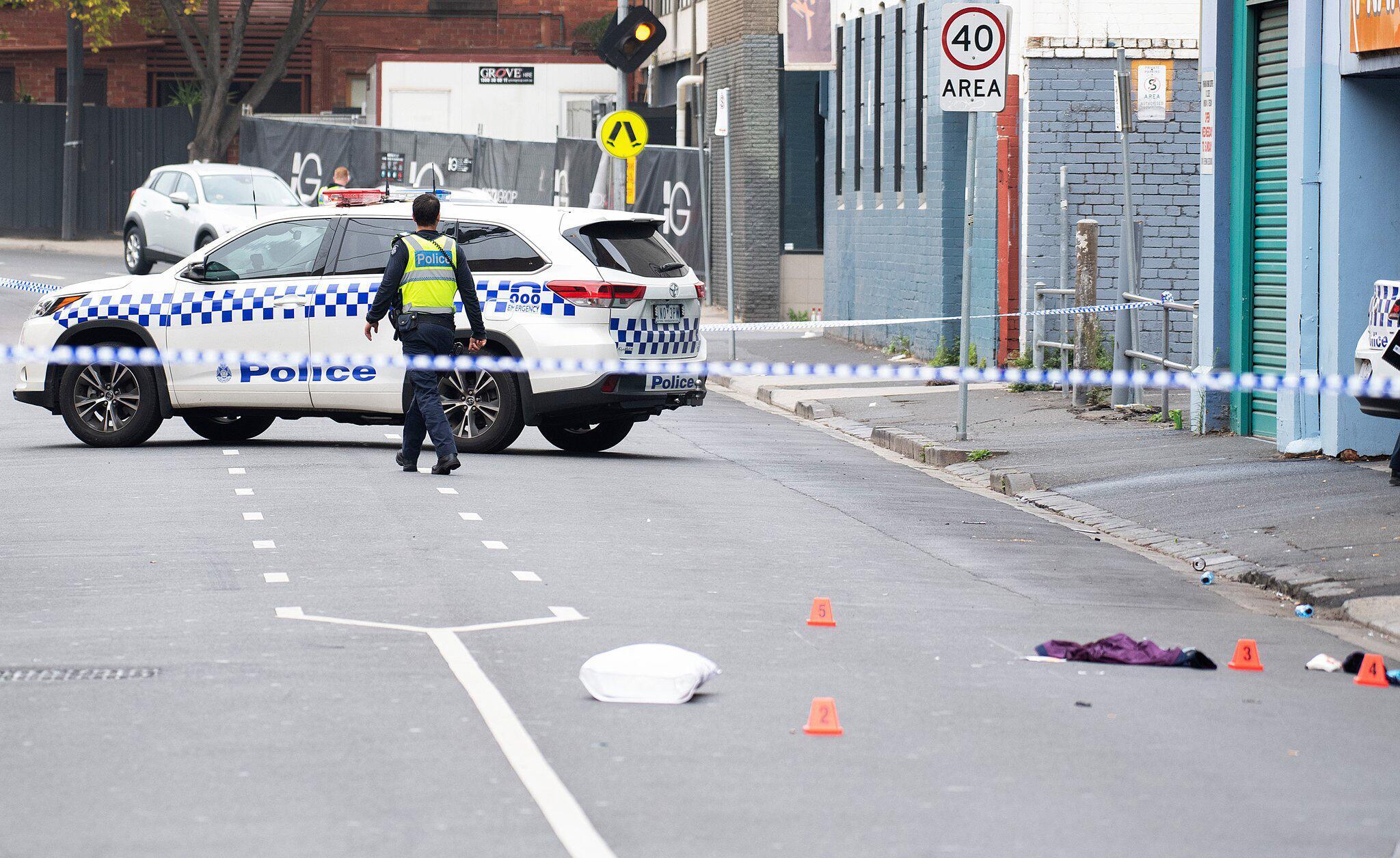 Bild zu Mindestens vier Verletzte durch Schüsse vor Disco