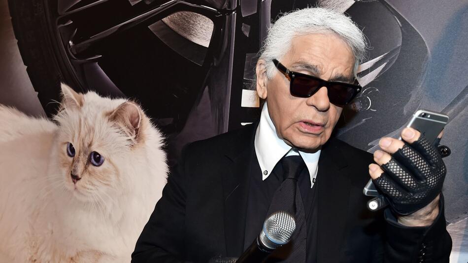 Karl Lagerfelds Nachlass wird versteigert