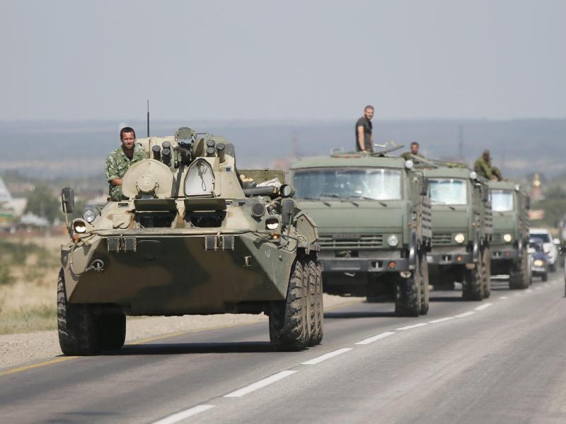 Bild zu Russisches Militär
