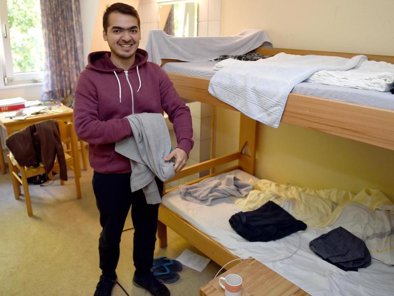 Bild zu Flüchtlingsunterbringung in Jugendherberge