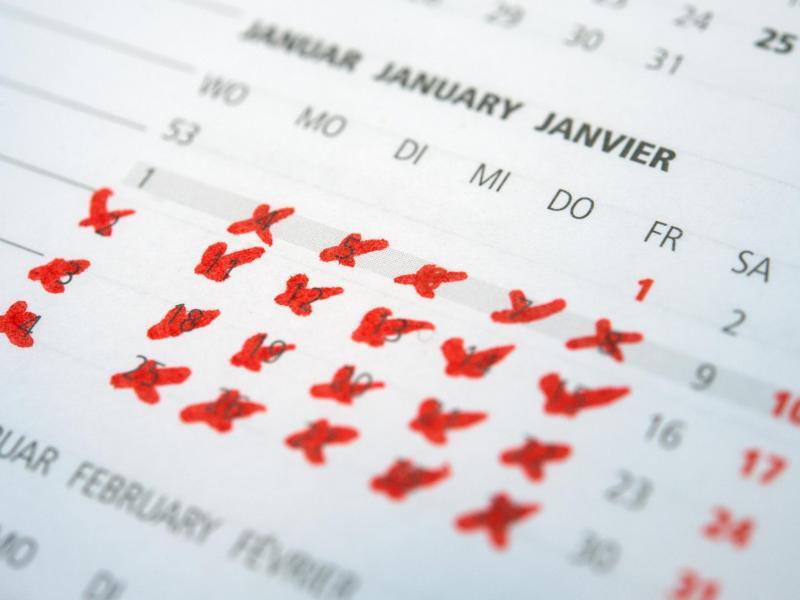Bild zu Ein Januar voller Urlaubstage
