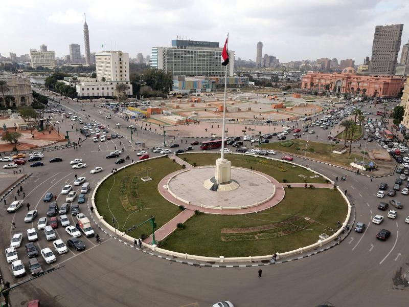 Bild zu Tahrir-Platz