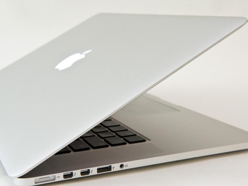 Bild zu Macbook von Apple