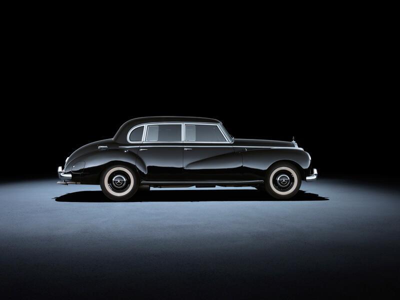 Bild zu Mercedes-Benz 300