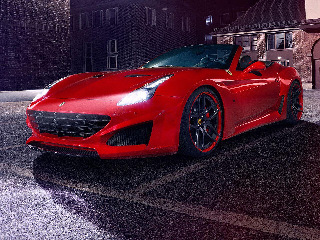 Bild zu Ferrari California T