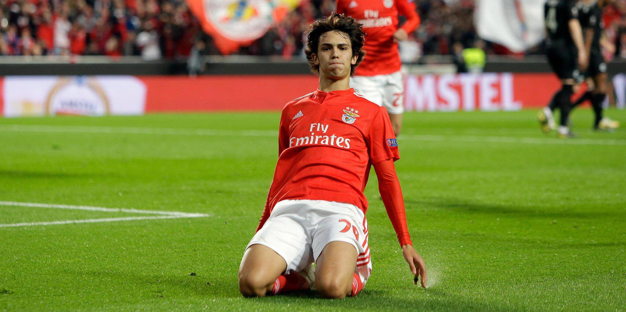 Bild zu Joao Felix, Benfica Lissabon, Eintracht Frankfurt