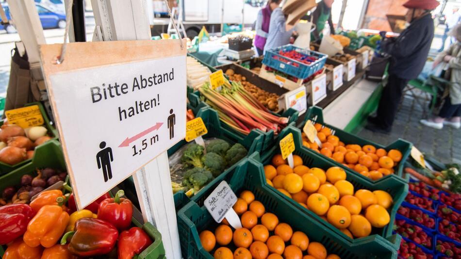 Coronavirus – Preise für frische Lebensmittel steigen