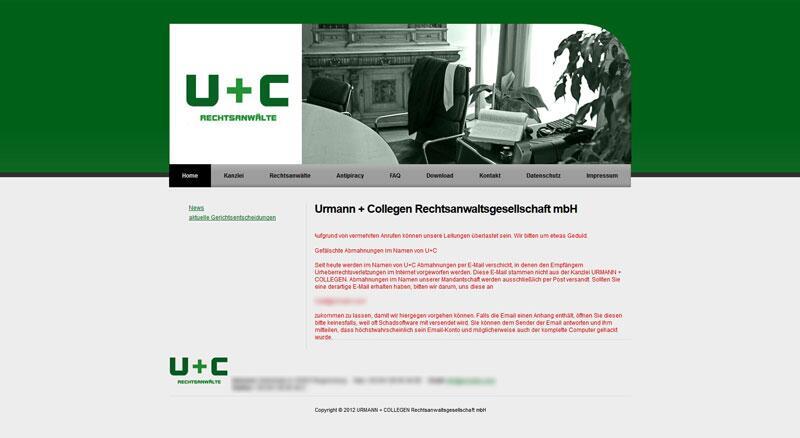 Bild zu U+C