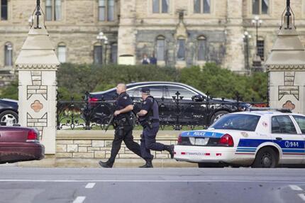 Einsatz in Ottawa